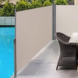 Trennwand für den Garten, die Terrasse oder den Balkon